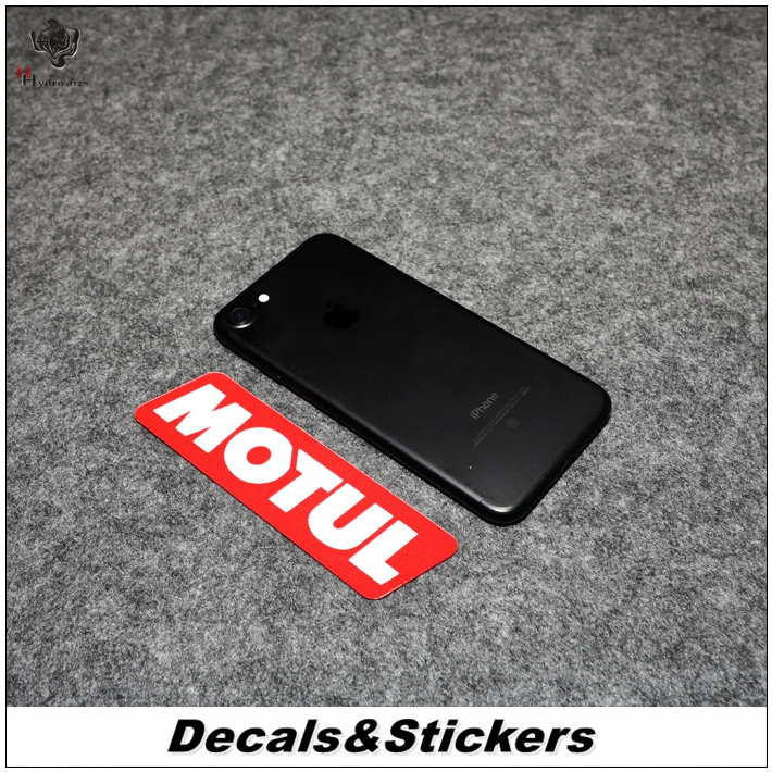 Image 5 - NO,L024 MOTUL 3M Reflective Modified Stickers car Sticker MOTO GP Waterproof Decals Racing Motorcycle-in Car Stickers from Automobiles & Motorcycles