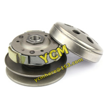 Clutch Pulley Assy Driven Wheel Pulley GY6 125 150cc Clutch Assembly Scooter Engine parts 152MI 157QMJ