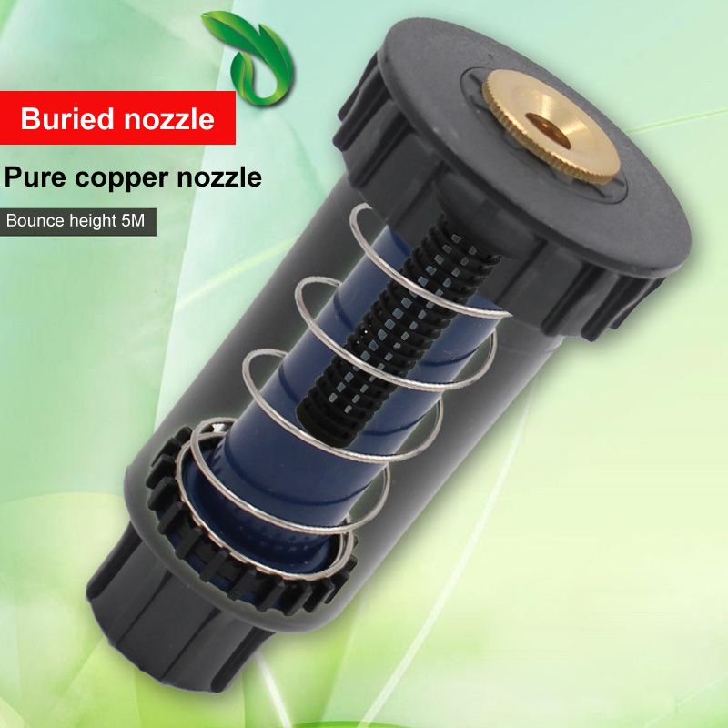 Automatic Expansion Plastic Lawn 1 Pcs Adjustable 1 2 quot Female Thread Watering Sprinkler Head Watering Irrigation in Garden Sprinklers from Home amp Garden