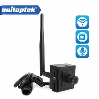 Small Mini IP Camera Wifi HD 960p 720P Wireless CCTV Network Cam Microphone Audio SD Card
