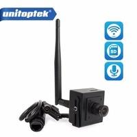 Small Mini IP Camera Wifi HD 960p 720P Wireless CCTV Network Cam Microphone Audio SD Card