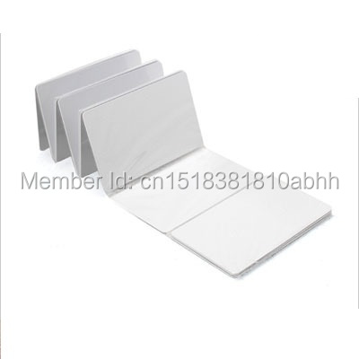 glossy pvc card 076mm 30 mil inkjet blank plastic card for epson printer in access control cards from security protection on aliexpresscom alibaba - Blank Plastic Cards