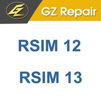 Оригинальный Для IPhone 5 5S 5C 6 6 S 7 8 Plus X XR XS Max RSIM12 RSIM13 RSIM 12 13 R-SIM 12 R-SIM 13 sim-карты инструмент