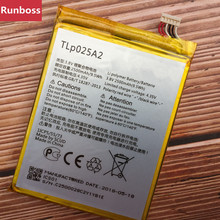 100% High Quality TLP025A2 2500mAh Battery For Alcatel One Touch Idol X+ 6043D Batteries For TCL Idol X+ s960 Battery стоимость