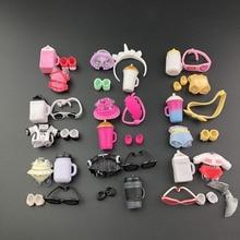 1 pieza puede elegir el estilo Original serie 3 4 paño para LOL muñecas figura muñecas accesorios juguetes para niños
