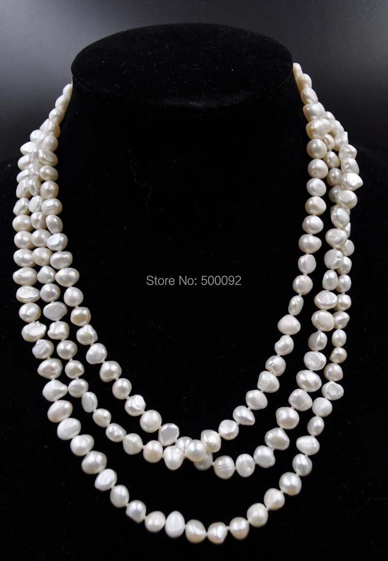 """Merveilleux AAA 12 mm noir coquillage perle Bracelet 7.5/"""""""