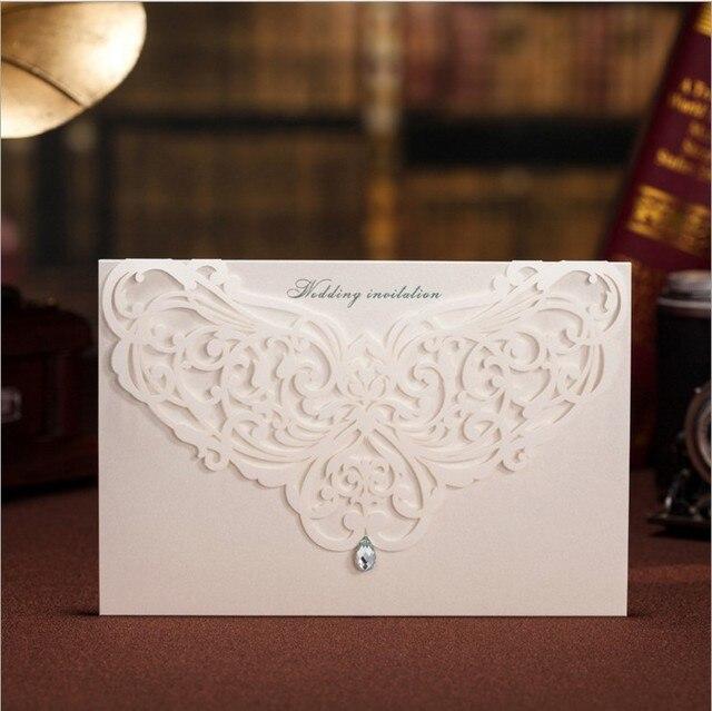 de la boda wishmade china laser cut de boda de lujo elegantes diseos de
