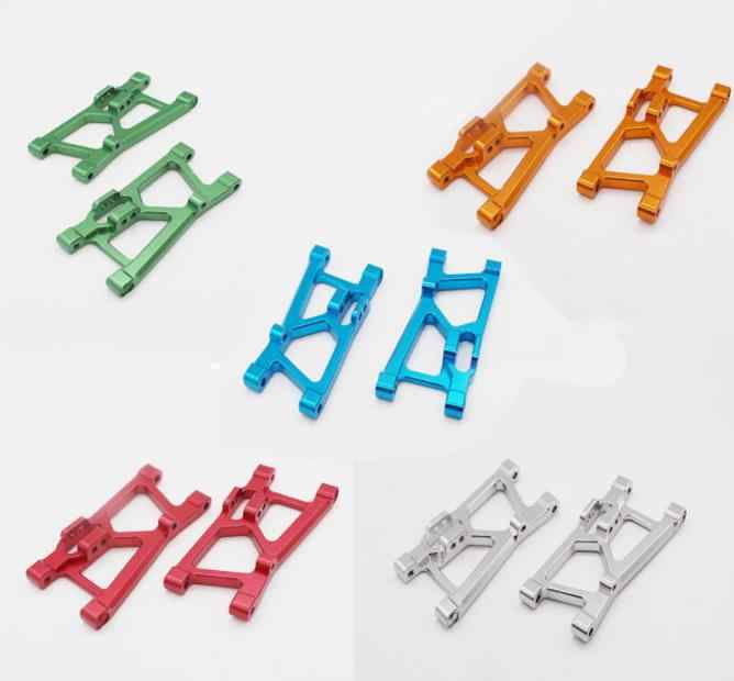 WLtoys K949 10428 4wd 1/10 Rc Car Spare Parts Upgrade Metal Swing arm K949-09 left and right swing arm