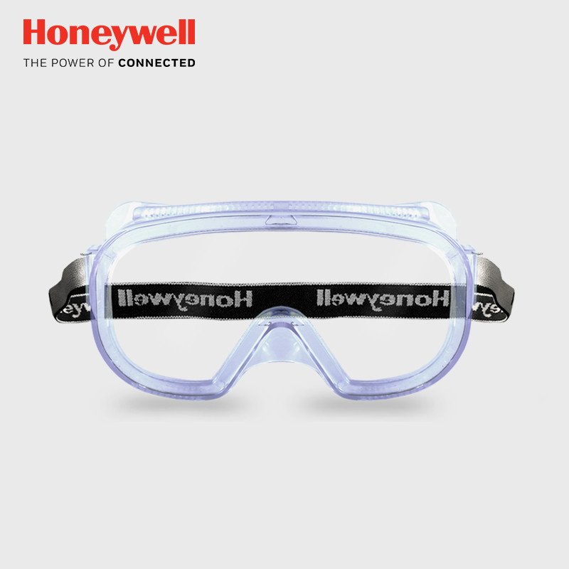 Honeywell Anti-Fog Antisand windproof Anti Dust Resistant Transparent work Glass  2