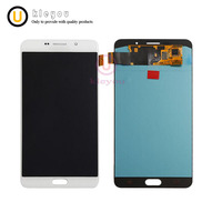 5 PCS Original 6 0 AMOLED Display For SAMSUNG Galaxy A9 LCD Screen Touch Digitizer 2016