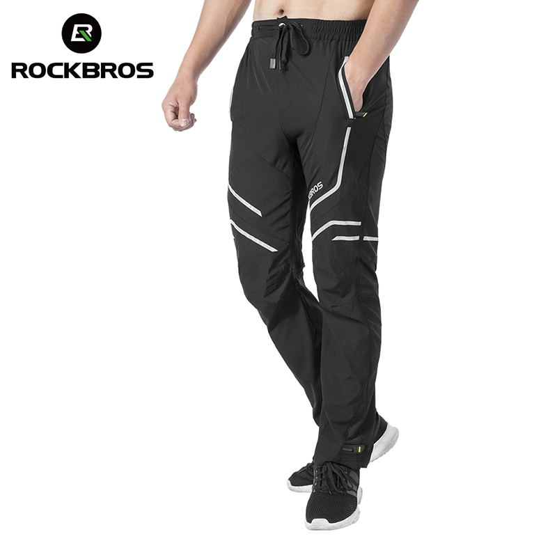 ROCKBROS Outdoor Camping Hiking Pants For Trekking And Tourism Sports Trousers For Men Camping Trip Tactical Pants Quick Dry