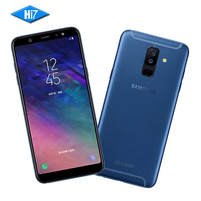New Original Samsung Galaxy A9 A6050 2018 24MP Front Camera 3500mAh Dual Sim Octa Core 4G RAM 64G ROM Smart Mobile Phone