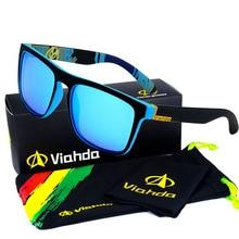 Viahda 2017 Popular Brand Sunglasses Sport Sun Glasses Fishing Eyeglasses Oculos De Sol Masculino