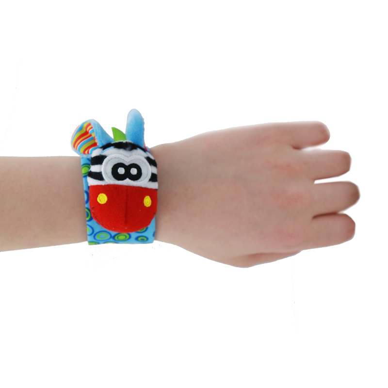 Animal Socks And Bracelets Rattle For Babies 2