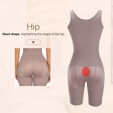 HEXIN Fajas Full Body Shaper Modeling Belt Waist Trainer Butt Lifter Thigh Reducer Panties Tummy Control Push Up Shapewear