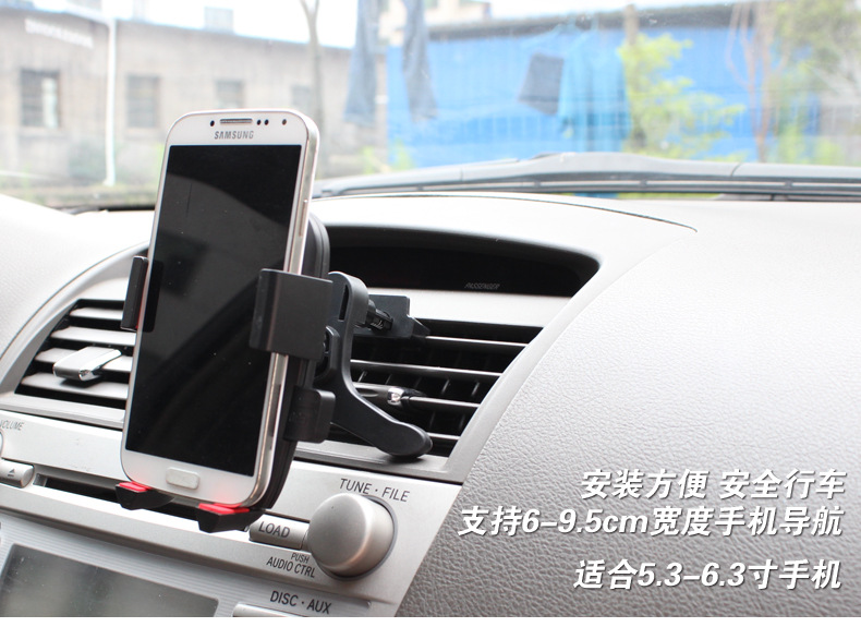 Car Air Vent Clip Mobile Phone Car Holders Stands For Huawei Mate 10 Lite,Nova 2i,Honor 9i/7X,Maimang 6,Mate 10 Porsche Design