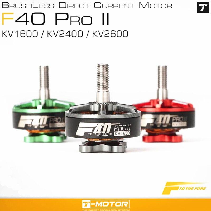 T motor F40 PRO II 1600KV/2400KV/2600KV FPV Bürstenlosen Elektrische Motor Wasserdicht für FPV Freestyle Rahmen HQ6040 requisiten Racing-in Teile & Zubehör aus Spielzeug und Hobbys bei  Gruppe 1
