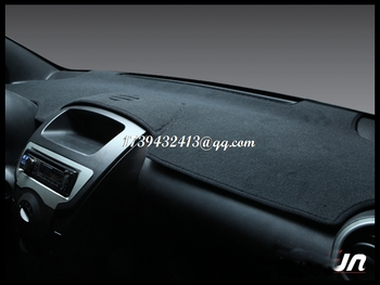 dashmats car-styling accessories dashboard cover for Peugeot 107 ab10 2005 2006 2007 2008 2009 2010 2011 2012 2013 2014 image