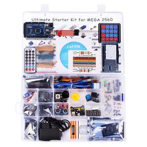 Image 5 - LAFVIN MEGA 2560 โครงการที่สมบูรณ์แบบที่สุดชุดสำหรับ Arduino พร้อม Tutorial