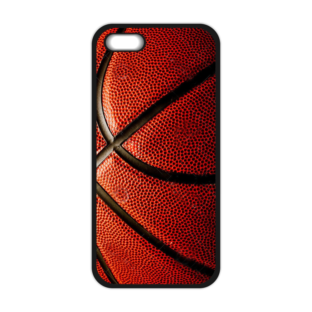 Funny Basketball Cover Case for iPhone 4 4S 5 5S 5C SE 6 ...
