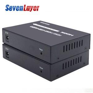 Image 5 - DVI al convertitore di fibra ottica 1080P DVI Video In Fibra Ottica Extender KVM (DVI + USB) per Fibra di Mouse e tastiera compressa
