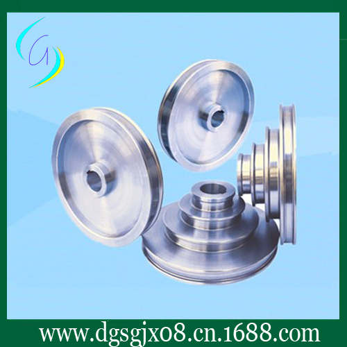 wolfram carbide tower pulley   TC wire drawing  cone pulley for medium drawing machine chrome oxide plated steel wire guide pulley for wire industry