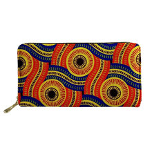 hot deal buy noisy designs women wallets men purse african tribal ethnic coin purses&holders for ladies wallets female wallet coin purse male