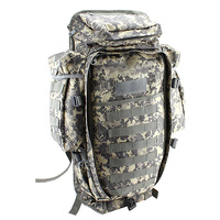 Hot Military USMC Army Tactical Molle Hiking Hunting Camping Rifle Backpack Bag Free Shipping