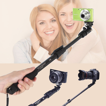Cheapest prices Yunteng Extendable Handheld Selfie Stick Self-Timer Pole Telescopic Monopod for All Canon Nikon Sony Pentax Digital DSLR Camera
