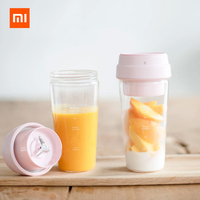 Xiaomi 17PIN Star Firut Cup Portable Juicer 400ML Fruit Cup Magnetic Charging 30 Seconds Of Quick Juice Suitable for You Fitness