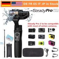 Hohem iSteady Pro 2,3 Axis Splash Proof Gimbal Stabilizer for GoPro Hero 7 6 5 4 3 ,Yi 4K Action Cameras, RXO, AEE,SJCAM, etc.
