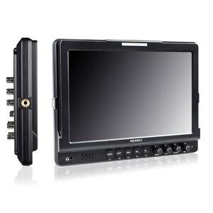 """Image 3 - Feel world FW1018V1 10.1 """"IPS 4K HDMI كاميرا جهاز المراقبة الميدانية كامل HD 1920x1200 شاشات كريستال بلورية ل DSLR فيديو فيلم اطلاق النار ستابليزر"""