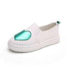 Весенне-Осенняя детская обувь, повседневная модная обувь для девочек-принцесс, детские кроссовки на Плоском Каблуке, детская обувь для девочек, дышащие лоферы