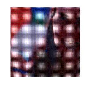 Image 4 - Indoor P3 Led Display Module Panel RGB Full Color 64 x 64 dots Led Matrix For Digital Clock 1/32 Scan