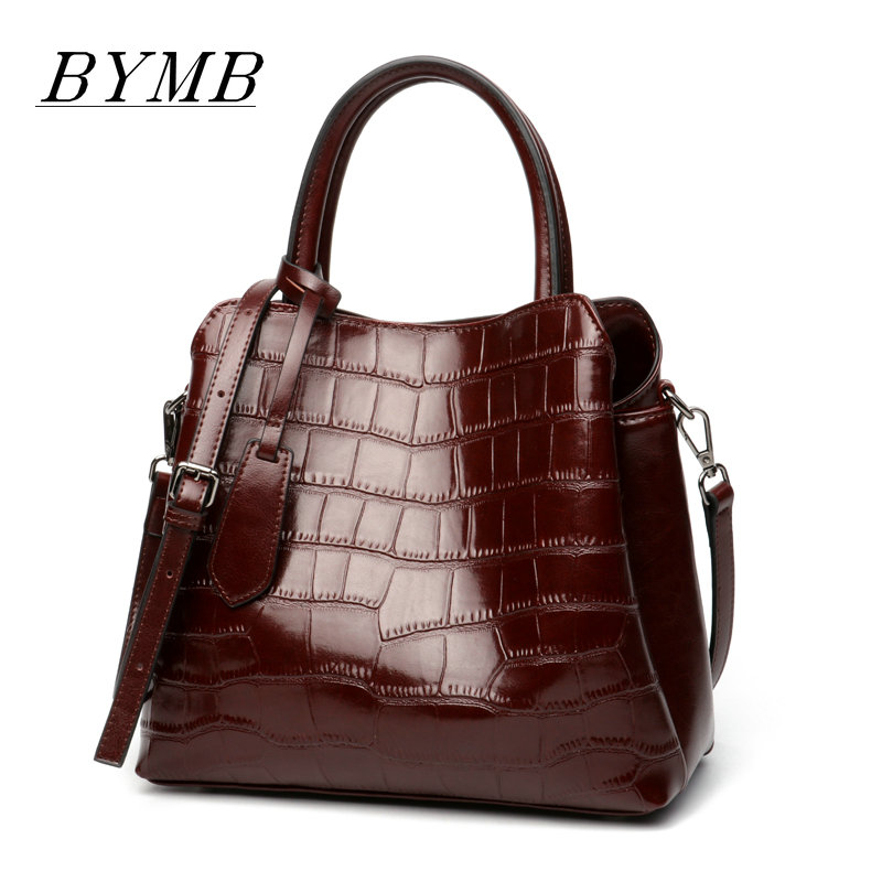 Hot, high-quality brand bags Large Shopping Bag Designer Crossbody Bags Big Shoulder Bag Female 100% Genuine Leather Handbag