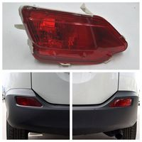 Car Rear Bumper Fog Light For Toyota RAV4 2013 2014 2015 Tail Lamp