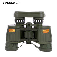 Фотография  TOCHUNG 8X42 Binoculars Compact Outdoor Camping Hunting Bird watching Telescope High Power Optics Prism Wide Angle Vision