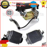 AP02 Air suspension Compressor with DRYER & Spring bag Kit For Toyota 4 Runner Lexus GX470 Land Cruiser Prado 120 J12 2003 2009