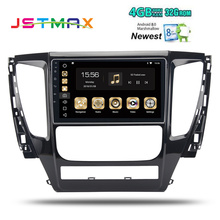 JSTMAX 9″ Android 8.0 Octa Core Car GPS Radio Player for Mitsubishi Pajero Sport 2017 with 4GB RAM 32GB Auto Stereo Multimedia