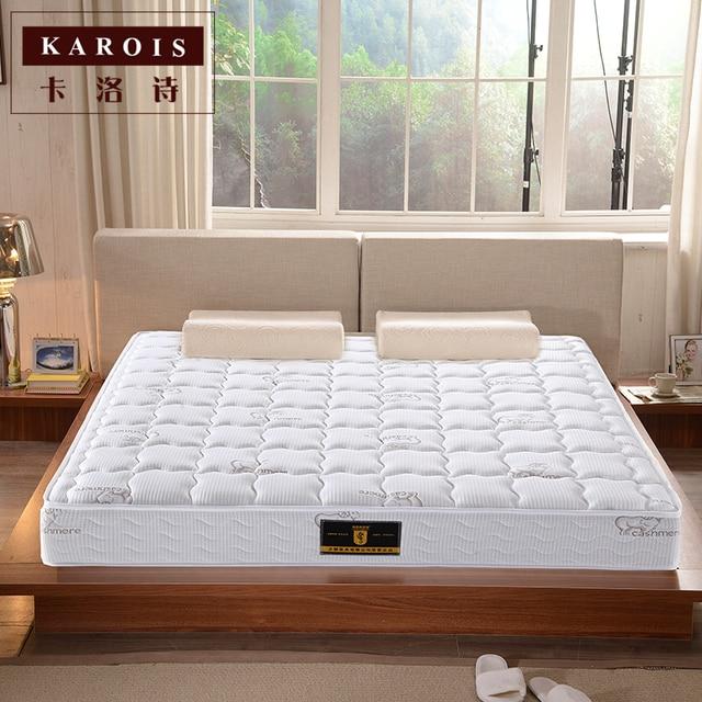 5 Star Hotel King Size Bed Mattress Pocket Spring Memory Foam Matress