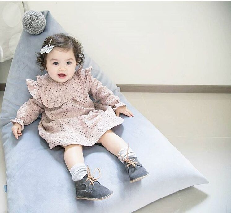 With Filler Nordic Baby Kids Bean Bag Lazy Couch Portable Child Seat Recliner Feeding Sleepy Sofa Pillow Chair Infant Room Decor