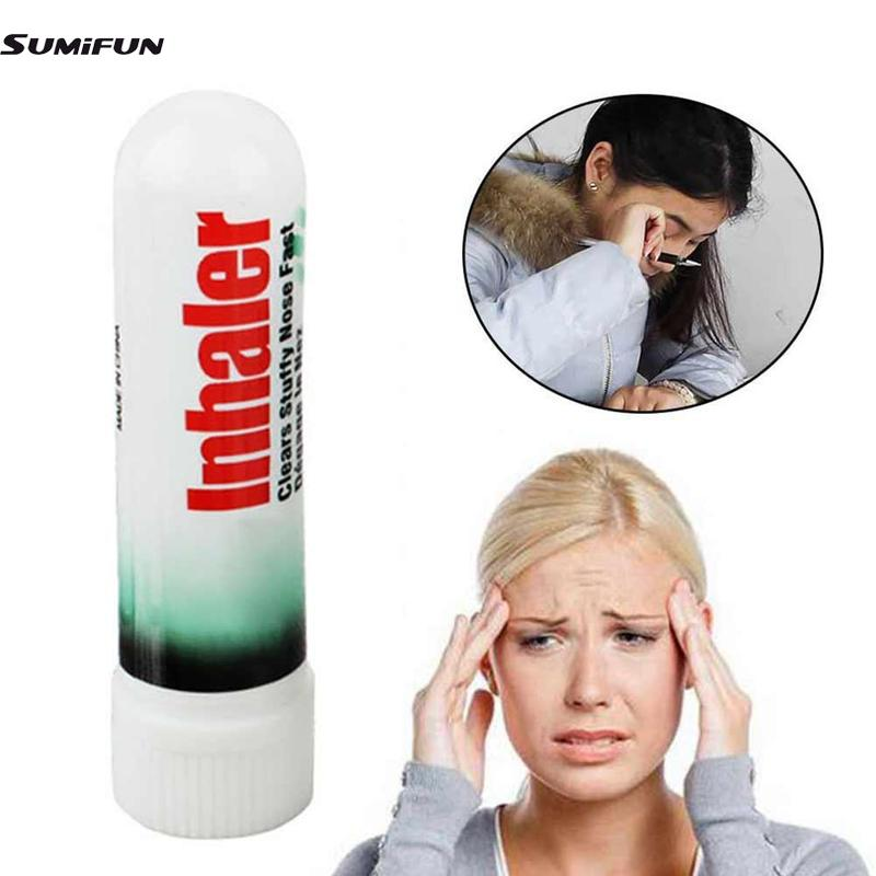 Nasal Inhaler Better Breathe Fast Relief From Nasal Congestion Colds Hay Fever Allergies Sinusitis Nasal Inhaler