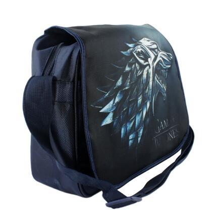 Soft Handle Polyester Game of Thrones Bag
