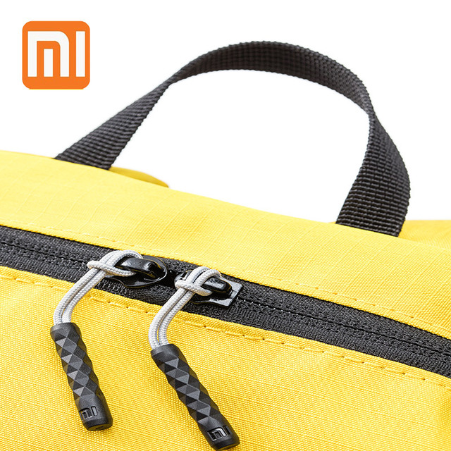 XIAOMI Backpack 10L Mini Bag 8 Colors for Women Men Boy Girl Daypack Waterproof Lightweight Portable Chest Sling Bags for Travel 5