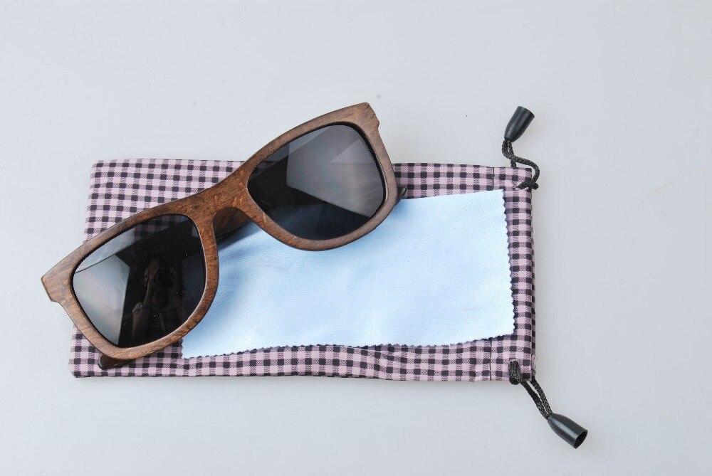 d5a8db6387402 De alta qualidade UV400 óculos moda óculos polarizados óculos de sol de  madeira de bambu óculos de sol das mulheres dos homens óculos retro quadro  óculos de ...