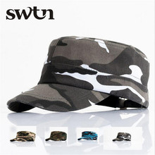 Classic Camouflage Service Army sport Snapback hats Women Men Baseball Caps Military Patrol Casquette flat hat