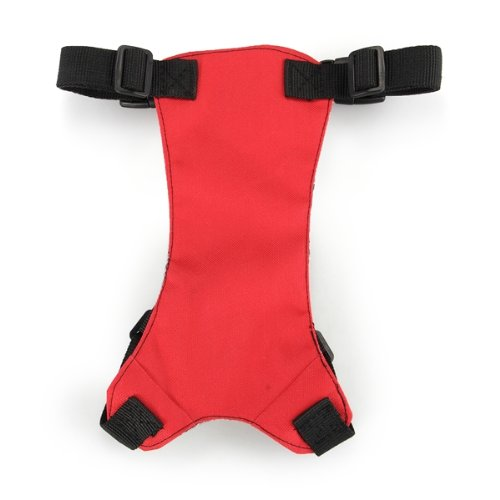 WCS Red S Car Vehicle Auto Seat Safety Belt Seatbelt for Dog Pet