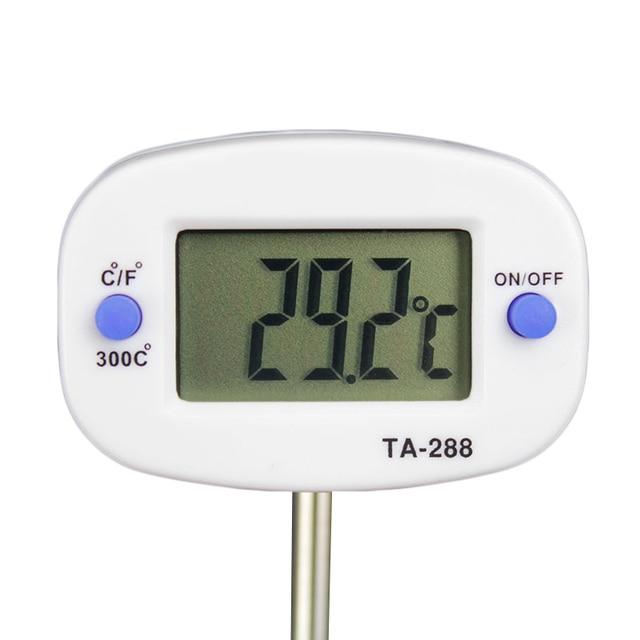 Rotatable Digital Food Thermometer