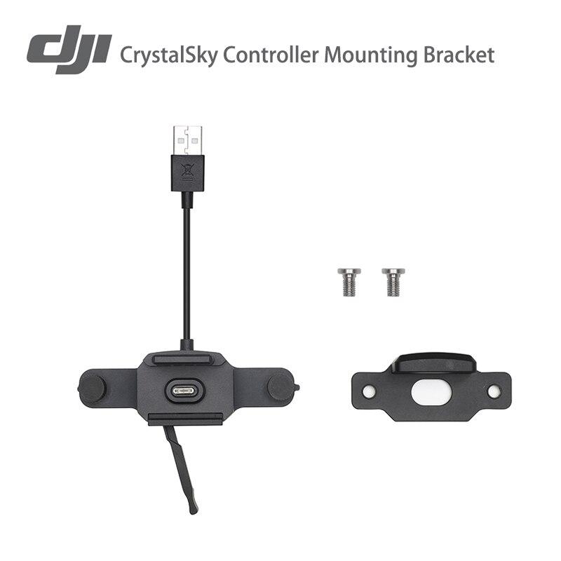 DJI CrystalSky Remote Controller Mounting Bracket for Mavic Pro Spark Remote Controller