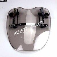 19 Front Windscreen Windshield Fit Harley Freewheeler Blackline Breakout Fatboy